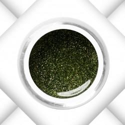 Green, Glittergel - 5 ml