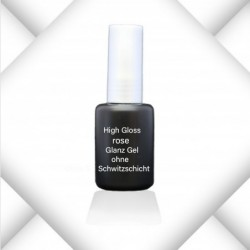 High Gloss - rose- 15 ml
