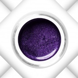 Purple Rain, Glittergel - 5 ml / AUSVERKAUF