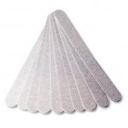 Wechselfeilenblätter für Edelstahlboard  - gerade - 10 Stück, 100er