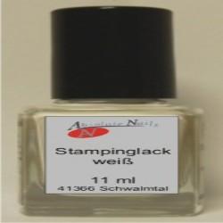 Stampinglack (weiß) 11 ml